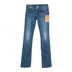 True Religion Dark Blue Billy Straight Leg Pants