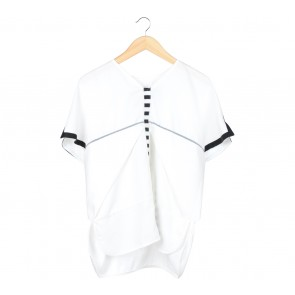 Oline Workrobe White Blouse