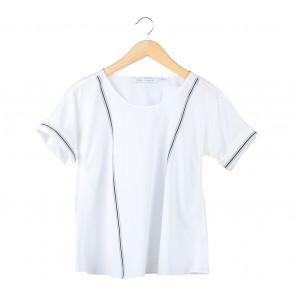 UNIQLO White Blouse