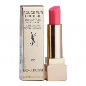 YSL  52 Rouge Rose  Lips