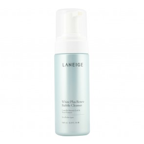 Laneige  White Plus Renew Bubble Cleanser Skin Care