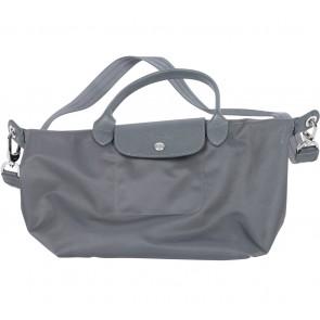 Longchamp Grey Satchel