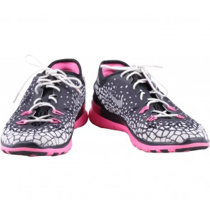 Nike Black And Pink Sneakers