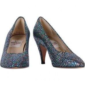 Bandolino Multi Colour Rainbow Heels