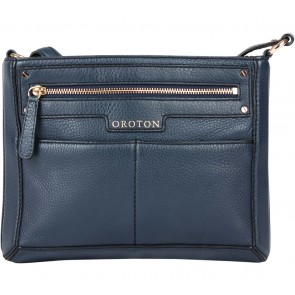 Oroton Dark Blue Sling Bag