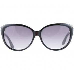 Max & Co Black And White Houndstooth Sunglasses