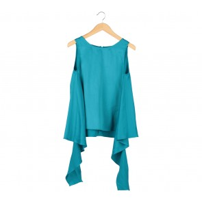 Lilac Tosca Tied Blouse