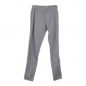 UNIQLO Black And White Houndstooth Pants