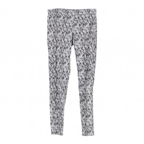 H&M Grey Patterned Pants