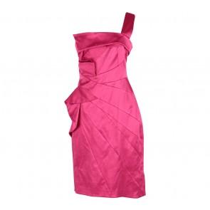 Karen Millen Pink Midi Dress