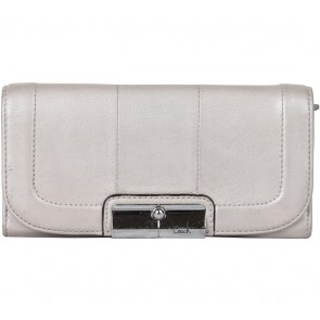 Coach Cream Wallet