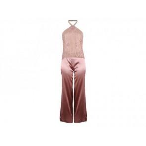 Biyan Pink Midi Dress