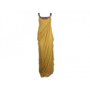 Biyan Yellow Long Dress