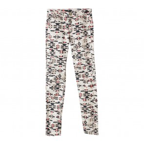 H&M Cream Paterterned Pants