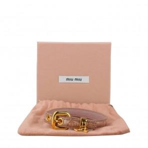 Miu Miu  Jewellery