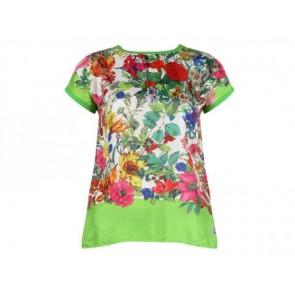 Moncler Green T-Shirt