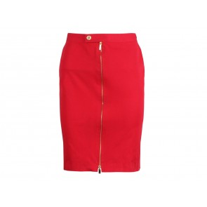 Ralph Lauren Red Skirt
