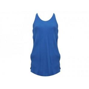 Victoria Beckham Blue Sleeveless