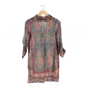 Zara Multi Colour Blouse