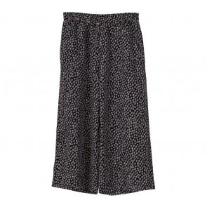 H&M Black Patterned Pants