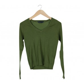 Zara Green Sweater