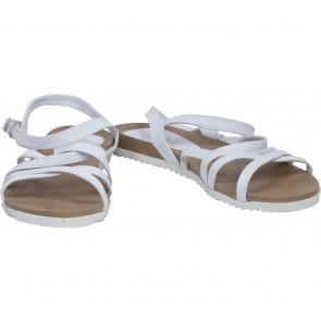 Cerelia White Sandals