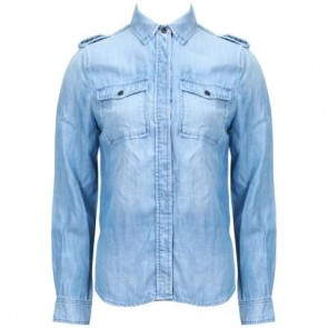 Frame Blue Shirt