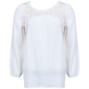 Joie White Shirt