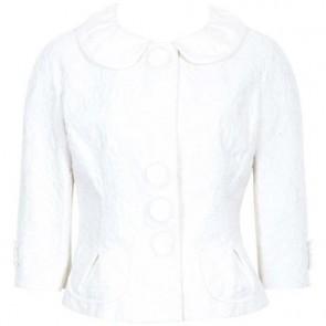 Louis Vuitton White Jaket