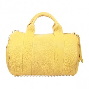 Alexander Wang Yellow Tote Bag