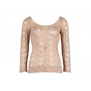 Donna Karan Beige Shirt