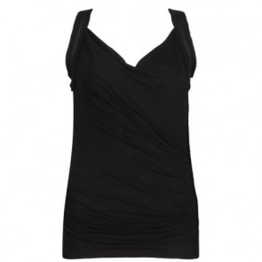 Donna Karan Black Sleeveless