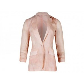 Elizabeth and James Peach Blazer