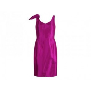 Kirribilla Purple Midi Dress