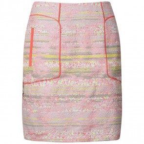 Lela Rose Pink Skirt