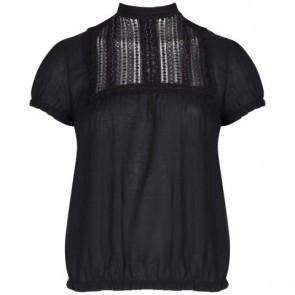 Maje Black Shirt