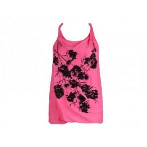 Robert Rodriguez Pink Shirt