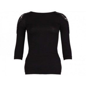 TheoryX Black Shirt