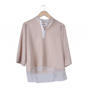 Major Minor Beige Blouse