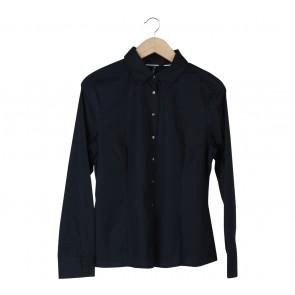 Mango Dark Blue Shirt