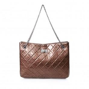 Chanel Bronze Tote Bag