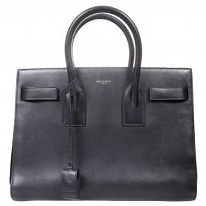 Saint Laurent Black Tote Bag