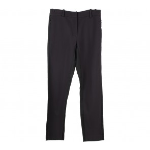 3.1 Phillip Lim Purple And Black Pants