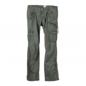H&M Dark Green Cargo Pants