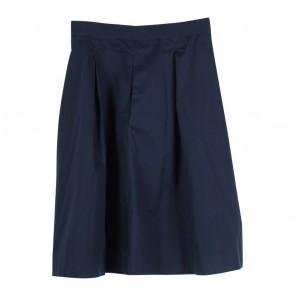 COS Blue Skirt