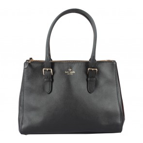 Kate Spade Black Charlotte Street Reena Shoulder Bag
