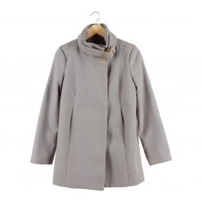 Mango Grey Coat