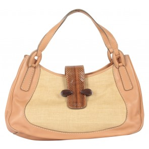 Tod´s Beige Shoulder Bag
