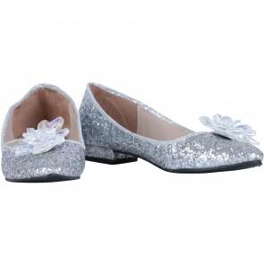 Minka Silver Crystal Flats