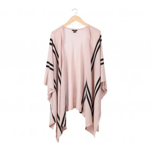 H&M Pink And Black Outerwear